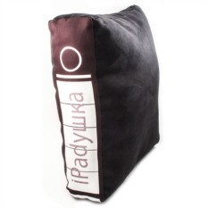 Подушка в виде Офисной папки IPADушка