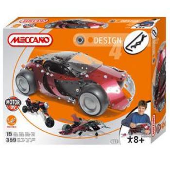 Детский конструктор - Meccano - Дизайн 15 моделей