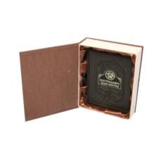 Книга в подарочном футляре «Нострадамус»