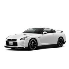 Инерционная модель машины Nissan GTR от Welly