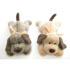 Мягкая игрушка Собачка с бантиком (45 см)