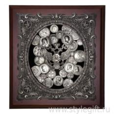 Панно Старые монеты
