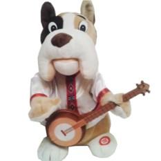 Поющая и танцующая игрушка Собака-любимчик