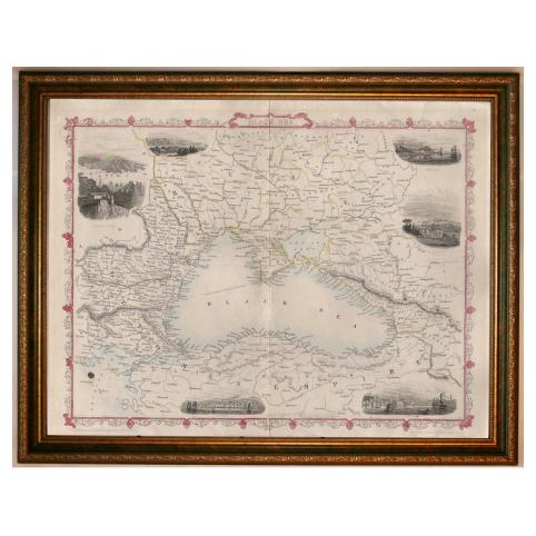 Карта «Чёрное море»