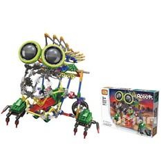 Робот с мотором «Паук»