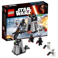 Конструктор Lego Star Wars  Боевой набор Первого Ордена