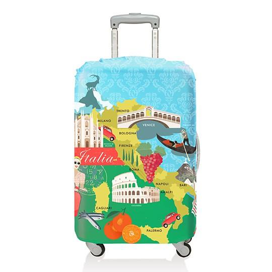 Чехол для чемодана LOQI Urban
