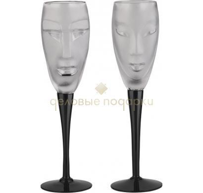 Набор для шампанского Electra&Kubik