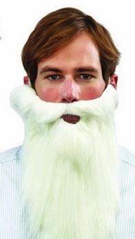 Борода деда Мороза (длинная)