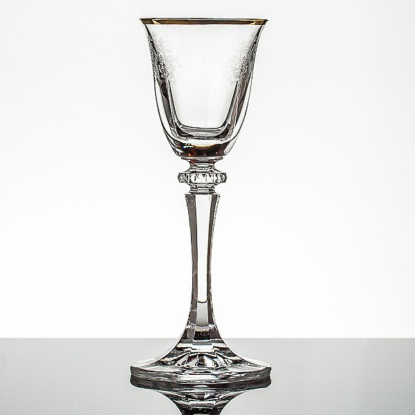 Набор рюмок для ликера Crystalite Bohemia Клеопатра