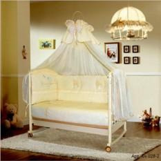 Детское постельное белье 8 предметов Фа-соль-ка - 2