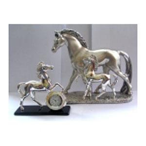 Набор «Лошади и часы»