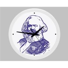 Настенные часы «Карл Маркс»