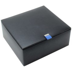 Шкатулка для часов с голубым язычком LC Designs Co