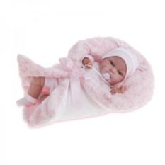 Озвученная кукла Мара в розовом Munecas Antonio Juan