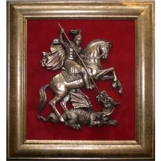 Настенное панно Герб Москвы