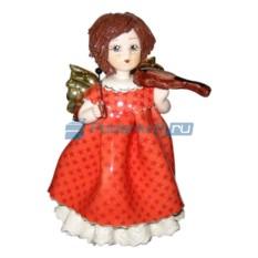 Статуэтка Ангел в красном