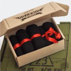 Набор отважному воину №2 Боекомплект носков