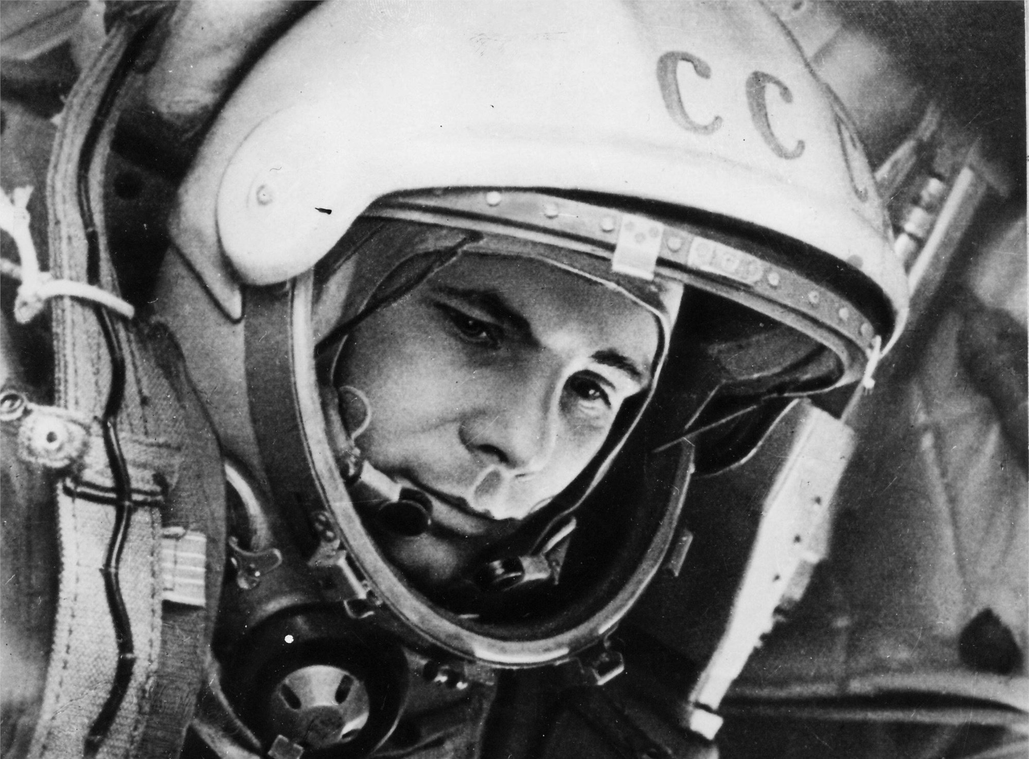 Плакат Юрий Гагарин