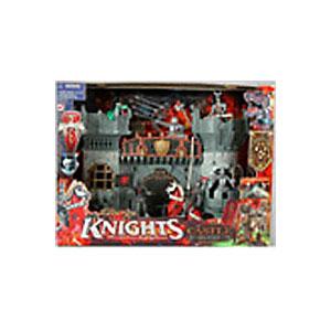 Набор Рыцари (большой замок и дракон)