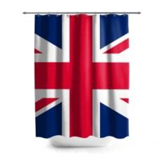 3D-штора для ванной Великобритания