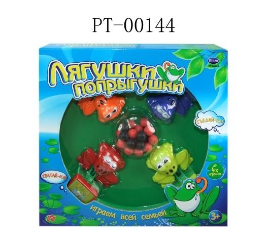 Настольная игра Лягушки-попрыгушки Abtoys-Rinzo