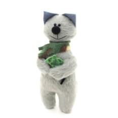 Мягкая игрушка Кот с мышкой
