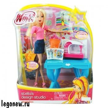 Игровой набор Модный дизайнер (Winx)