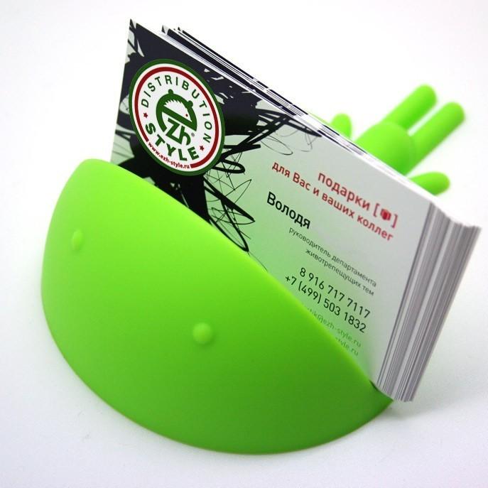 Подставка Зеленый человек