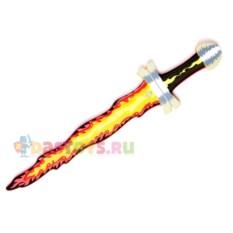 Игрушечный огненный меч