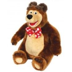 Мягкая игрушка Мишка из мультика Маша и медведь