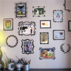 Интерьерные наклейки Картинная галерея