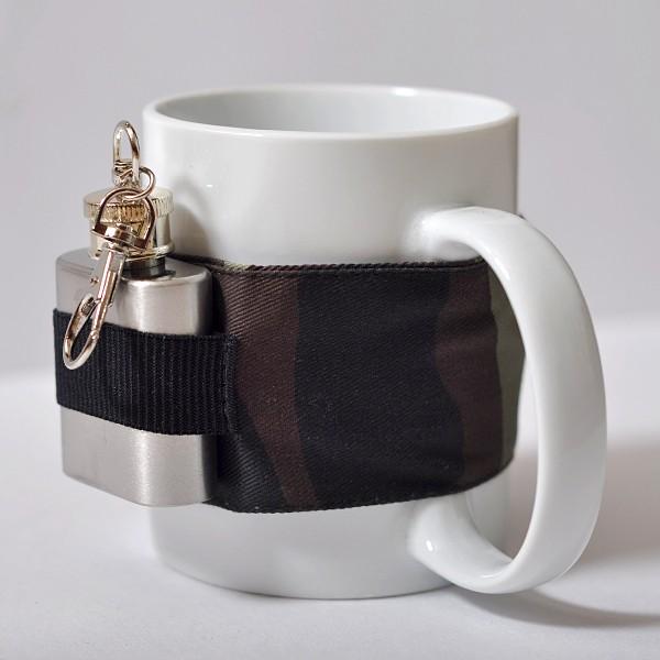Кружка для экстра горячего кофе