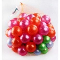 Игрушка шары для сухого бассейна диаметром 6 и 8 см