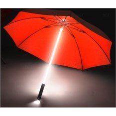 Зонт с подсветкой Меч джедая