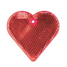 Пешеходный светоотражатель Сердце