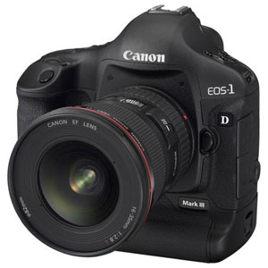 Фотоаппарат Canon 1D Mark III