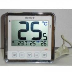 Цифровой термометр для пластиковых и деревянных окон