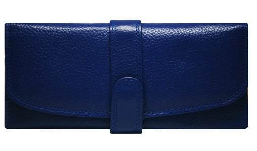 Синий кошелек Belt