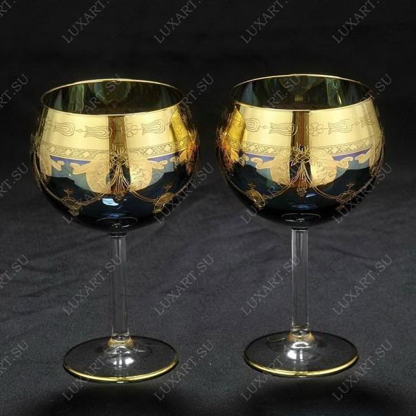 Свадебные бокалы в наборе из 2 штук Same Cristallerie