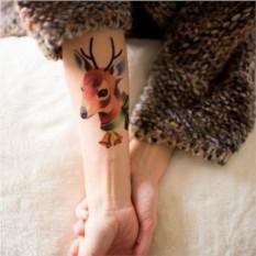 Татуировка переводная Sasha Unisex Deer