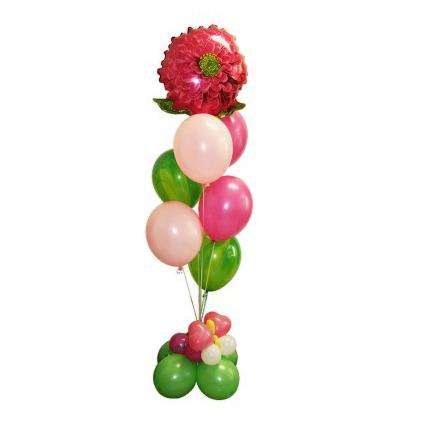 Букет шаров «Праздник весны»