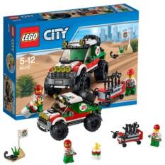 Конструктор Lego City Внедорожник