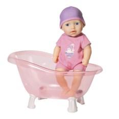 Кукла с ванночкой Baby Annabell (30 см) от Zapf Creation