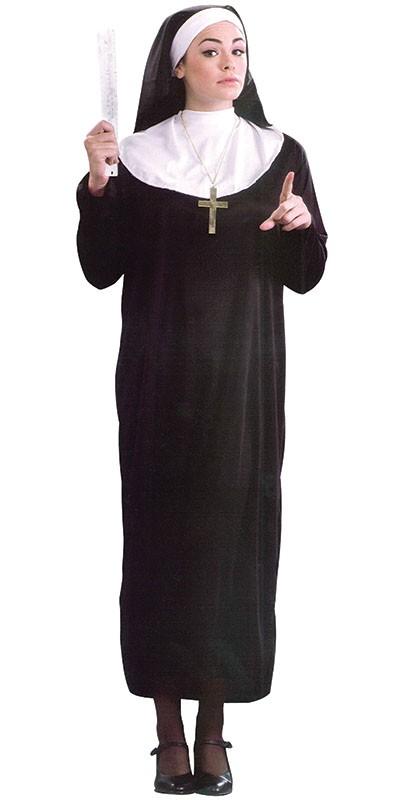 Карнавальный костюм Монашка