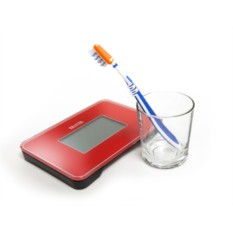 Портативные бытовые электронные весы Tanita HD-386