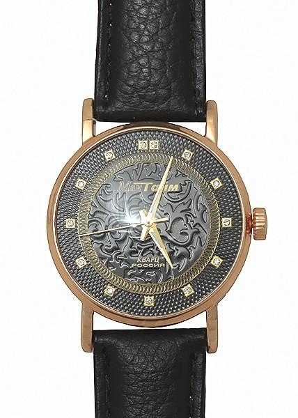 Мужские кварцевые наручные часы Мактайм