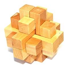 Головоломка деревянная К37