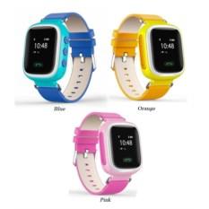 Умные детские часы с GPS Smart Baby Watch (розовый)