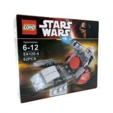 Конструктор Loho SX120-2 Starw Wars